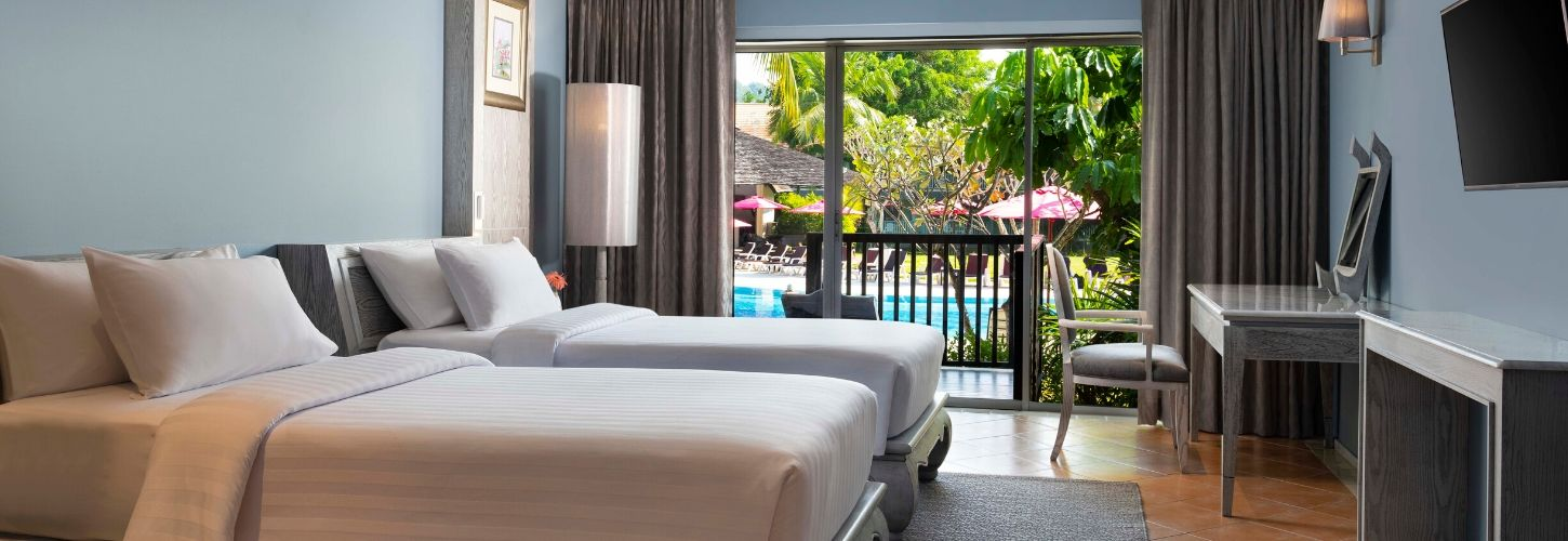 Aonang villa resort-Deluxe pool room-1450x500